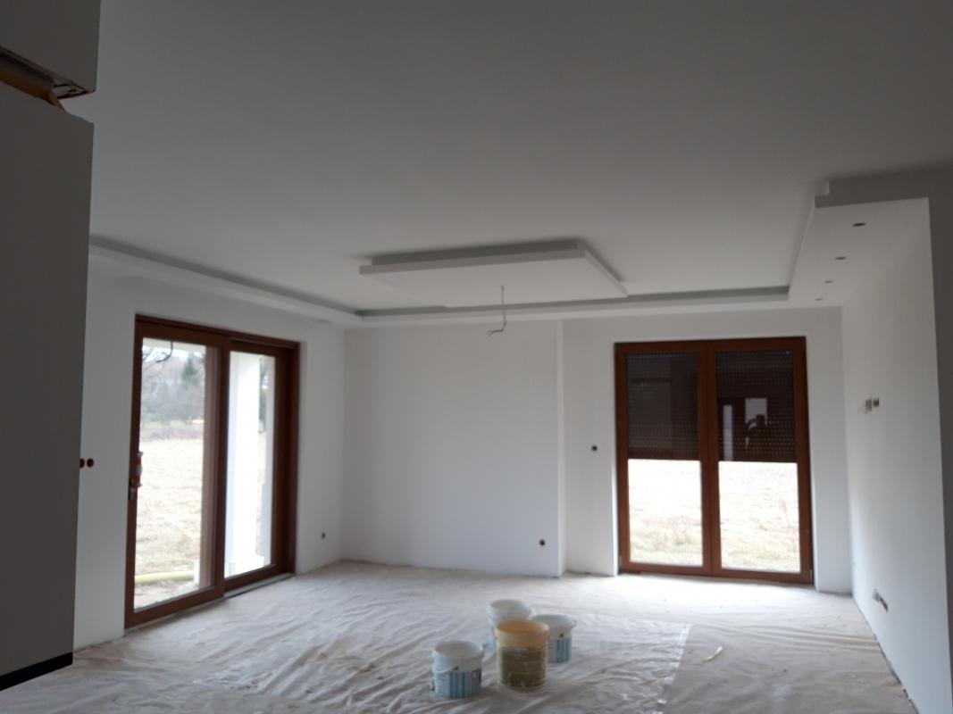 Sufit Moja Budowa